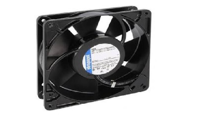 Kompaktní ventilátory pro chlazení