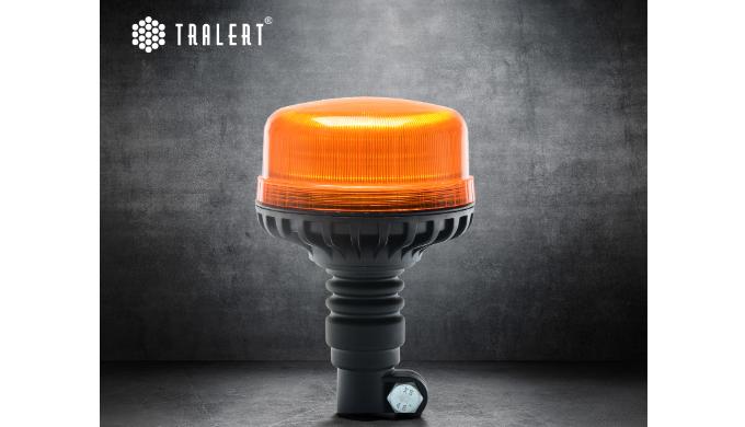 LED zwaailampen van TRALERT® LED Zwaailampen worden veel gebruikt met verschillende doeleinden. Uitg...