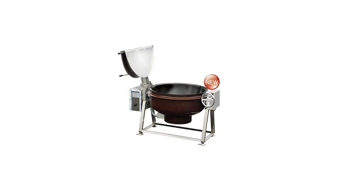 BATTERY TYPE COMMERCIAL GAS SOUP POT   NO ELECTRIC POWER REQUIRED of Rinas Daesung Co., Ltd.