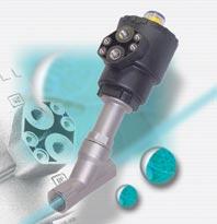 Nově vyvinutý šikmý ventil z nerezové oceli s pneumatickým ovládáním nabízí řízení dějů nejrůznějšíc...