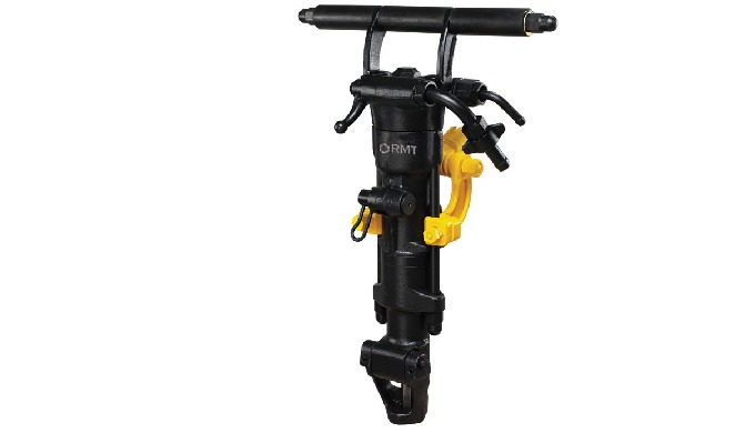 Jackleg Drill RMT 656W - Underground Rock Drill RMT rock drills are a combination of high performanc...