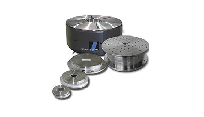 UP-Lagerungen Hydrostatische Lagerungen zeichnen sich durch eine praktisch reibungsfreie Bewegung au...