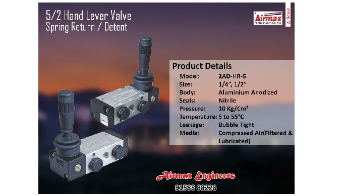We Airmax Engineers is a leading supplier & manufacturer of Pneumatic Cylinder, Pneumatic Valves, Ro...