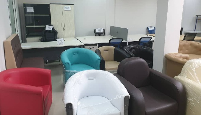 Mobiliers de bureau