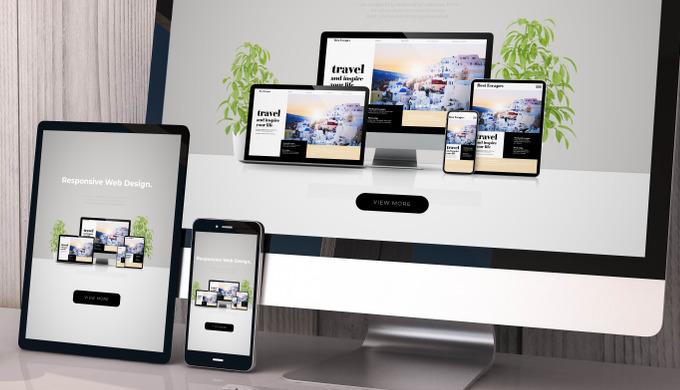• site vitrine (html) • site vitrine évolutif (cms) • site dynamique temps réel (bdd / php) • site e...