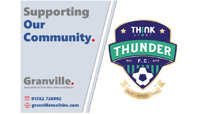 At Granville we are proud to engage with our local community through the sponsorship of Think Sport ...