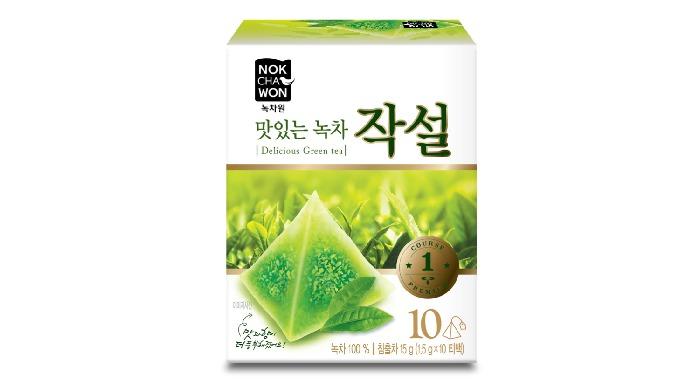 Té verde orgánico y polvo de té verde orgánico (Matcha)