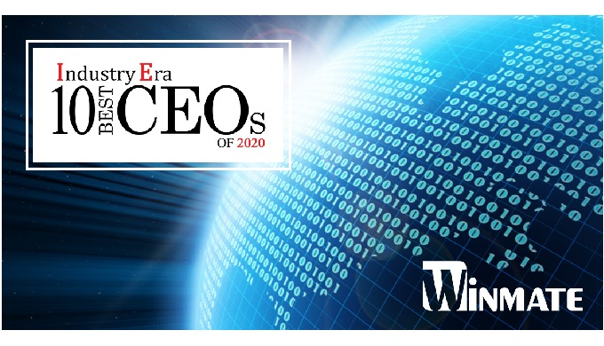 "Winmate CEO Ken Lu Honored as One of the ""10 Best CEOs of 2020"" by Industry Era"