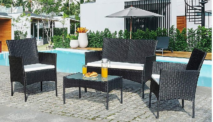 How should we maintain rattan furniture products? Daily cleaning can be done with a brush or vacuum ...