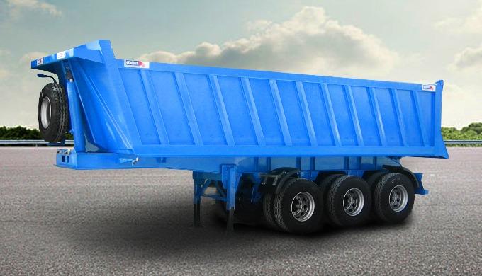 La benne TP est parfaitement adaptée aux chantiers de travaux publics pour le transport de divers ma...