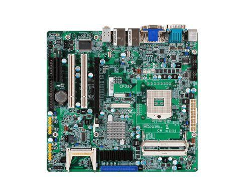 CP330-NRM | Intel Core | Calpella | micro-ATX | DFI
