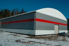 PMH Combihall är en plåthall - stålhall som är snabb, rationell och framför allt en ekonomiskt förde...