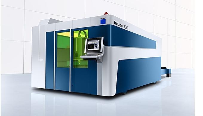 CNC laserové řezání a vypalování