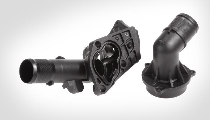 Kunststoff-Formteile für die Automobilindustrie