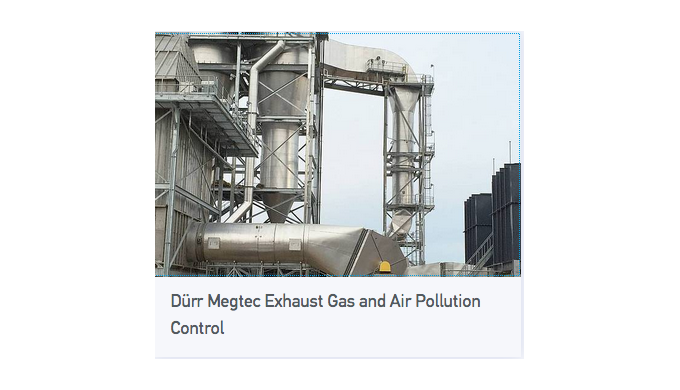 EXHAUST GAS AND AIR POLLUTION CONTROL