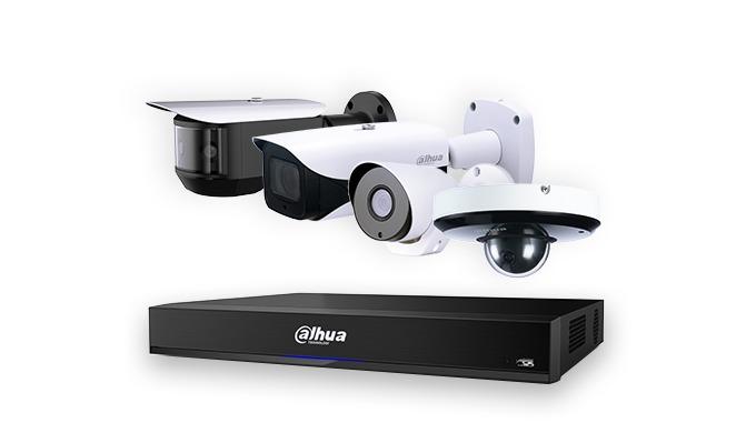 Dahua Videoüberwachungstechnik, Dahua Video-Sprechanlagen, Utepo Übertragungstechnik