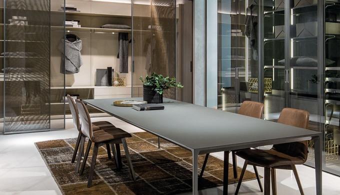 Rimadesio dealer voor particuliere en commerciele projecten Dit Italiaans high-end merk is een ware ...