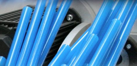 EXTRUDEX bietet eine große Auswahl an Schneide- und Ablängvorrichtungen, perfekt abgestimmt auf den ...