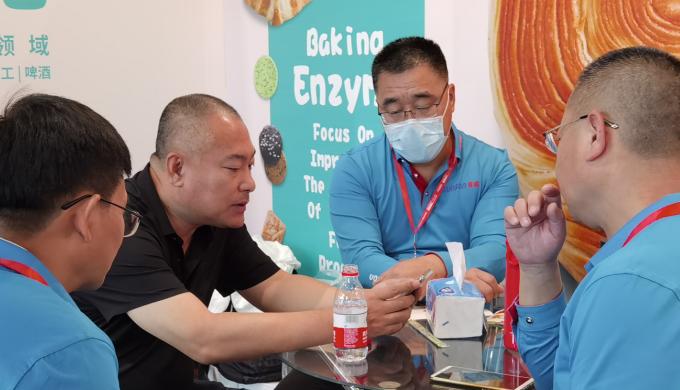 Sunson at Shanghai International Bakery Exhibition