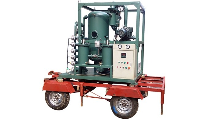 Trailer Oil Purifier IndexFlowL/Min3050100150200250300 Working vacuityMPa-0.08 — -0.099 Working pres...