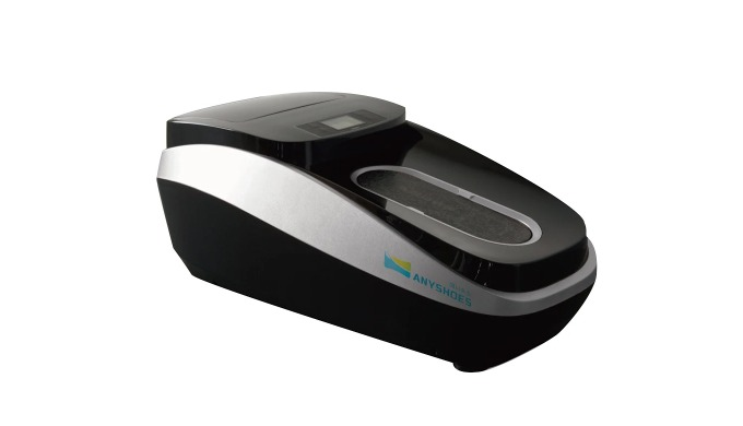 ANYSHOES SMART SHOES COVER MACHINE