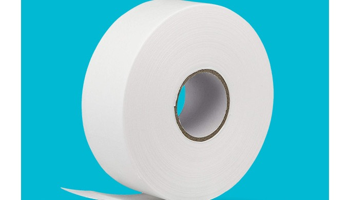 Dust-free paper is a new type of sanitary material. It is mainly composed of wood pulp fibers and ha...