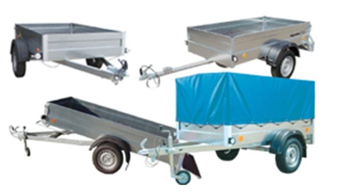 Kvalitní přívěsné vozíky s plechovými bočnicemi Společnost AGADOS s.r.o. vyrábět přívěsné vozíky tak...