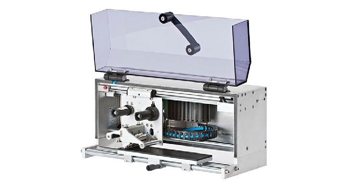 Der intermittierend arbeitende Folien Drucker DPM III xi ist ein hochauflösendes Direktdruckwerk zum...