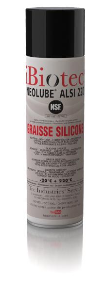 NEOLUBE ALSI 220 GRAISSE SILICONE