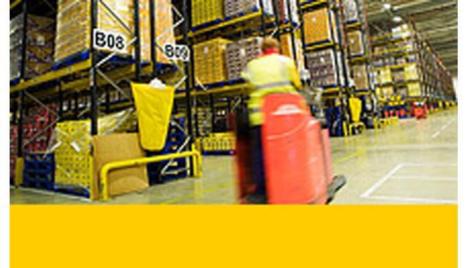 Lagerhaltung und Distribution