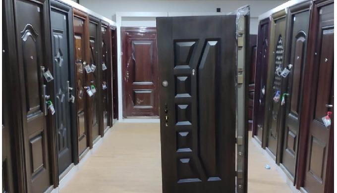 Fabrication des porte securite et porte coupe feu avec d'une bonne qualité fabriqué en Algérie. Conf...
