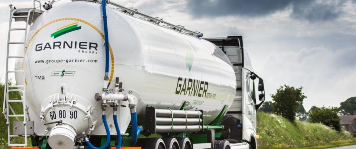 Garnier logistique et transport vous propose le transport de matières premières pour l'alimentation ...