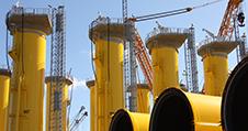 Vi har specialiseret os indenfor:Offshore transformerstationer.Offshore fundamenter – herunder monop...