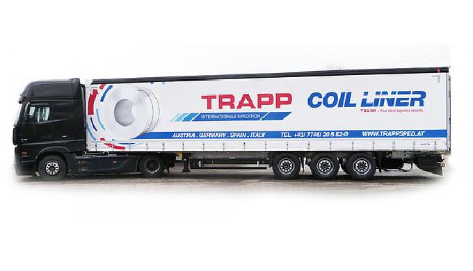 Trapp Spedition. Kontaktieren Sie uns gerne unverbindlich für Ihre Transport - Speditions Anfrage ht...