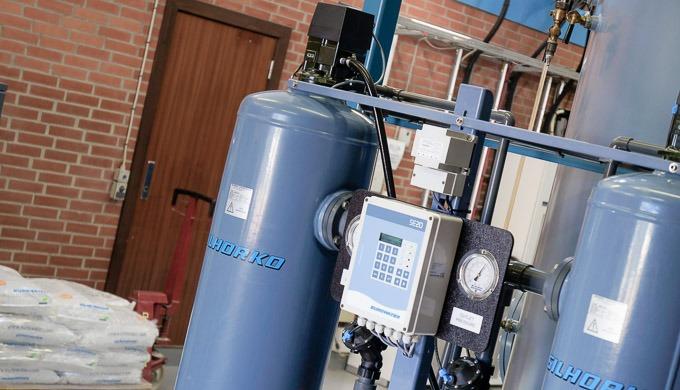 Silhorko-Eurowater, Softening units