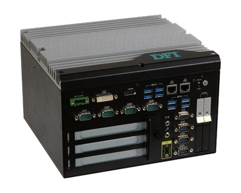 EC531/EC532-SD | 6th/7th Gen Intel Core | Fanless Embedded System | DFI