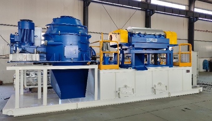 BZ solids control is a solution provider of drilling waste management. Drilling waste management sys...