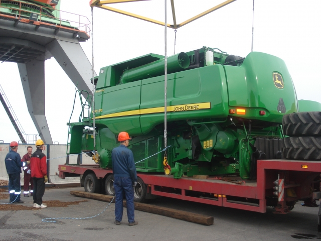We will find the best and most suitable solution to deliver your cargo to the destination of your ch...