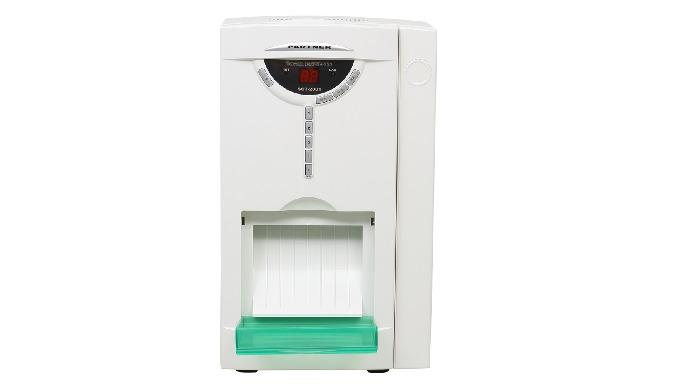 SOT-2001H | Distributeur automatique de serviettes humides