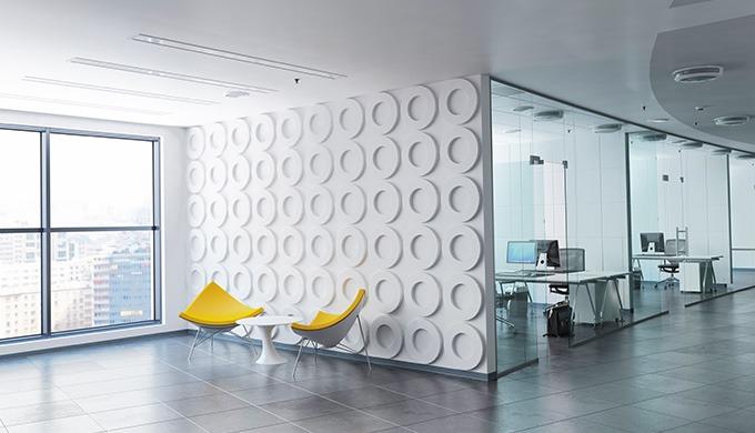Depuis près de 10 ans, IBNY est au service de ses clients Aménagements clé en main ; Plafonds et clo...
