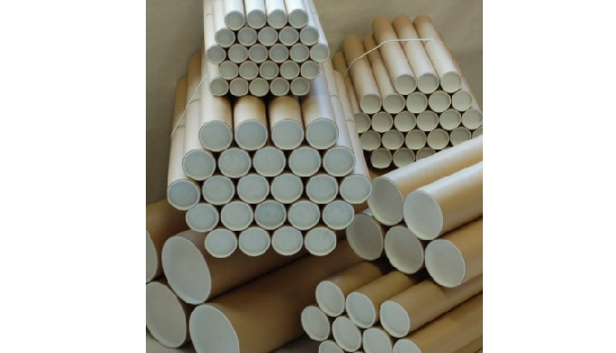We provide cardboard postal tubes that are durable, long-lasting and eco-friendly. Suitable for tran...