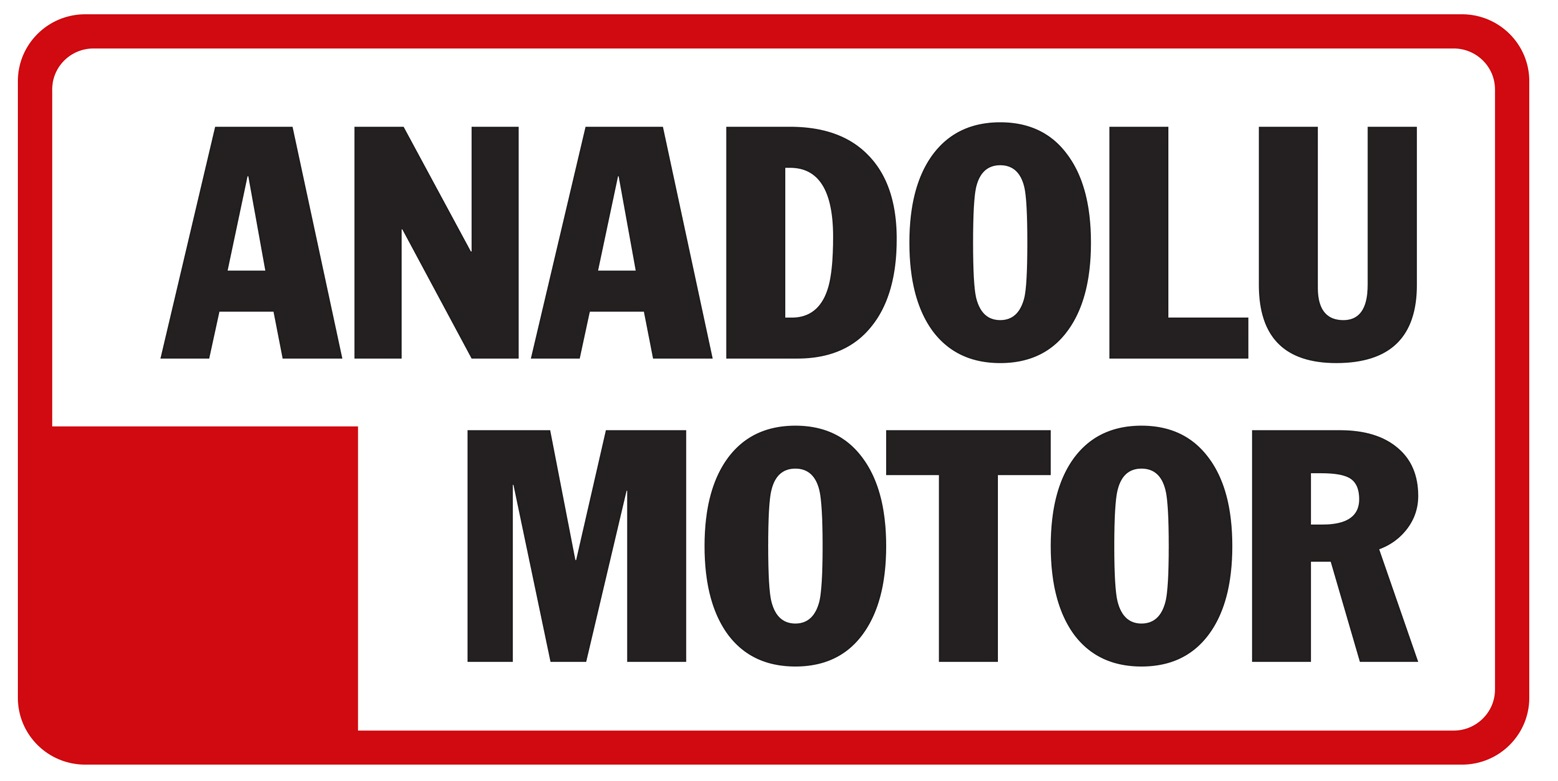 Anadolu Motor Üretim ve Pazarlama A.Ş., Anadolu Motor