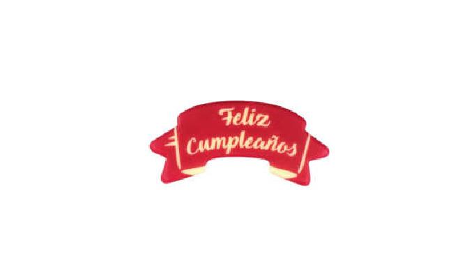 Cartelería Feliz Cumpleaños