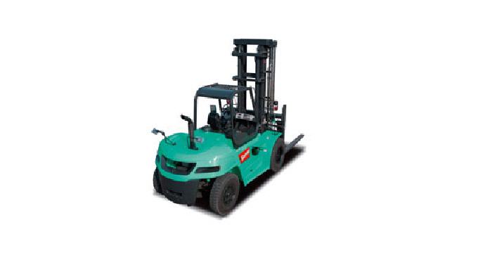 Carretilla Elevadora Frontal Diesel