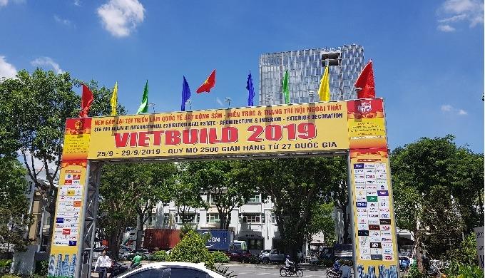 Vietbuild Hanoi 2020 ( YESKOREA - Door Lock )