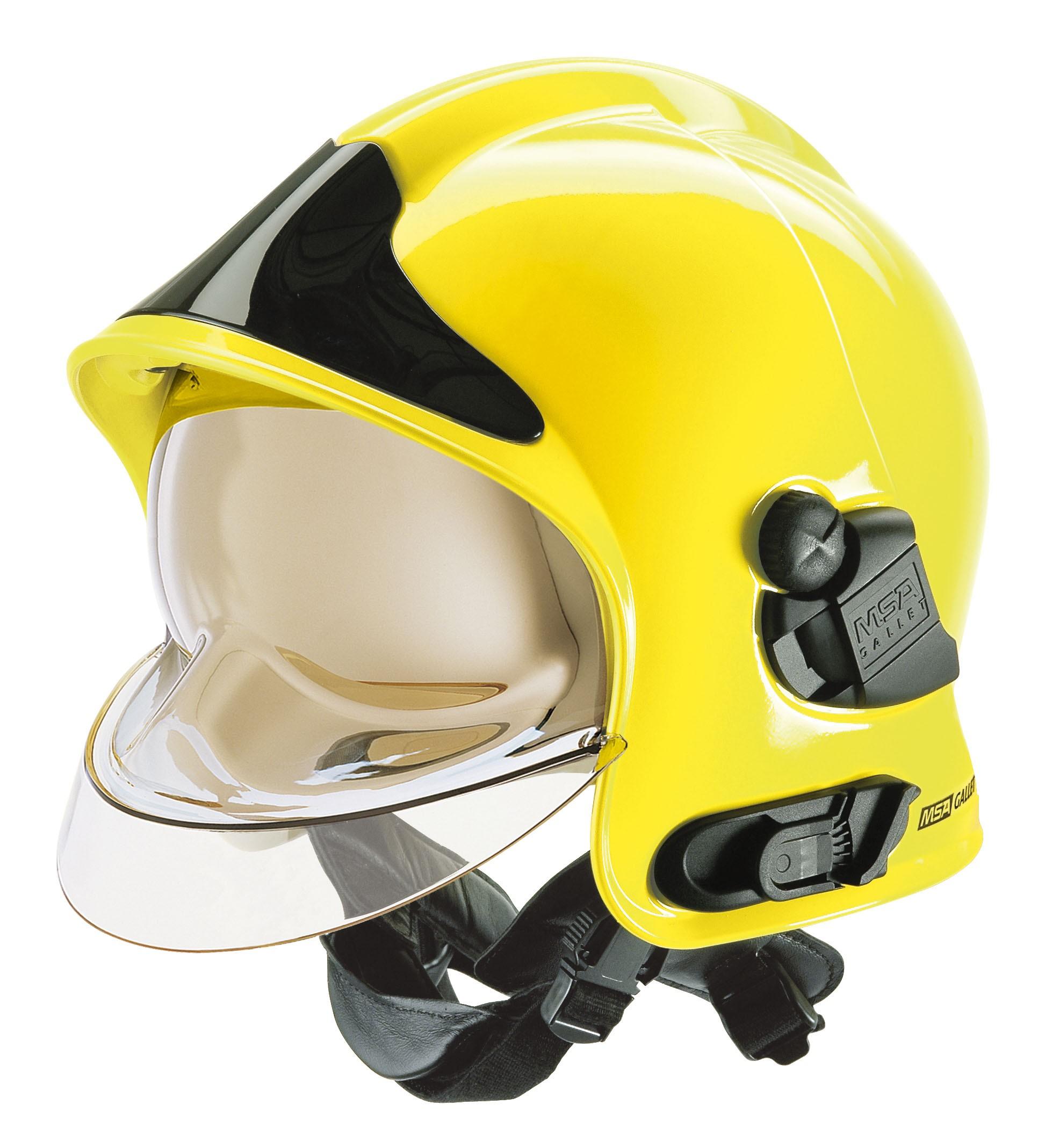 Répondant à la nouvelle version de la norme EN443 : 2008, le casque F1SF est la nouvelle référence e...