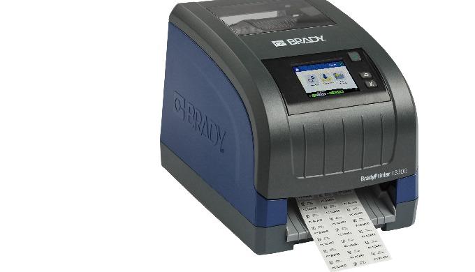 Imprimante de panneaux et d'étiquettes I3300