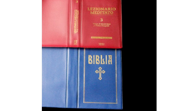 Embossed Faux Leather Bible Covers, Prayer Books and Canticles