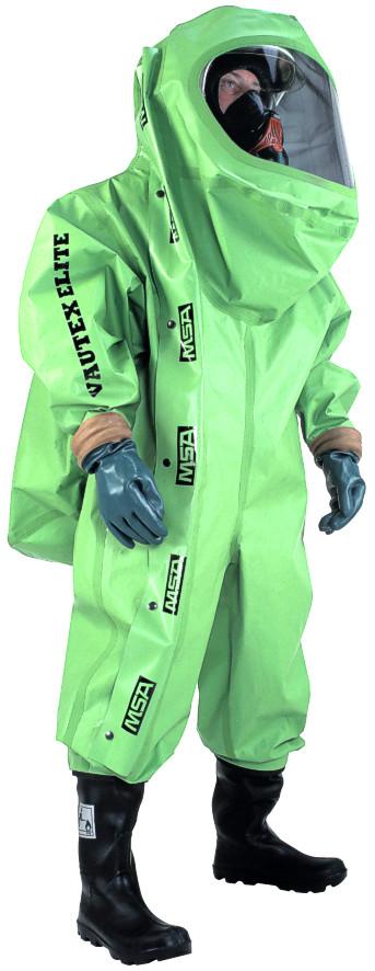 Saviez-vous que MSA fabrique des scaphandres chimiques depuis plus de 40 ans? Destinés aux Industrie...