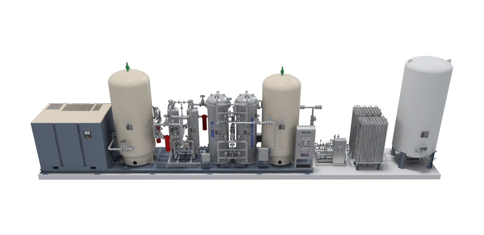 N2 PSA Generator